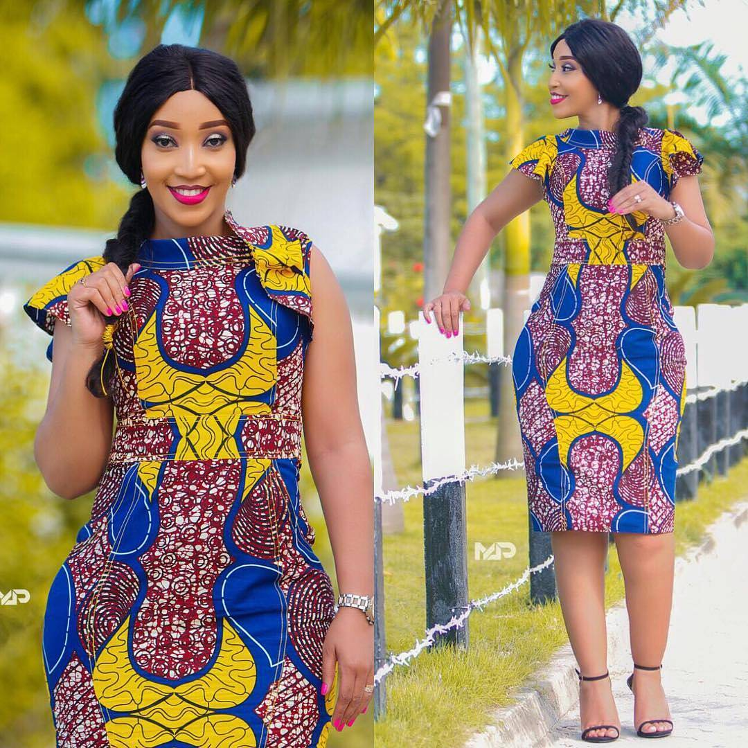 Pictures of 50 most recent ankara trending styles 2018 simple but stylish african gowns Jana style fashion design