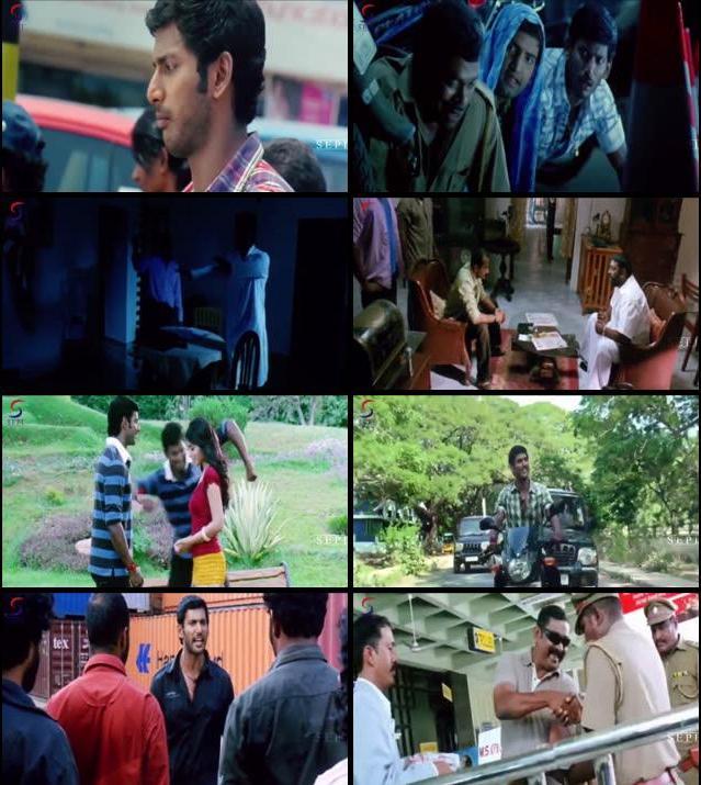 Attack Ek Khatarnak Kahani 2015 Hindi Dubbed 720p HDRip