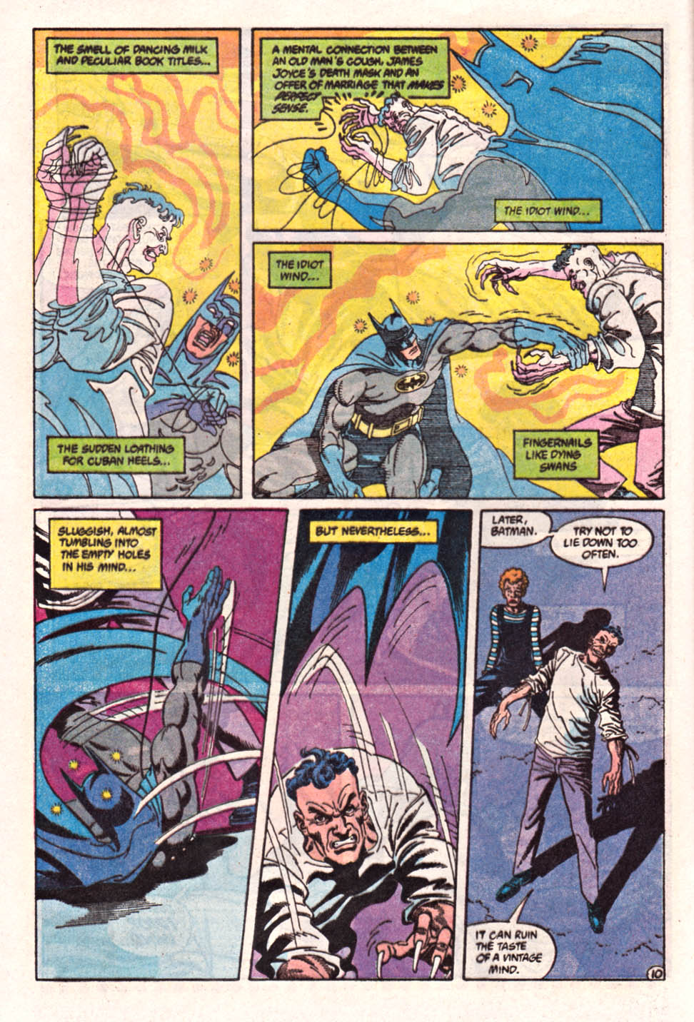 Detective Comics (1937) 640 Page 10