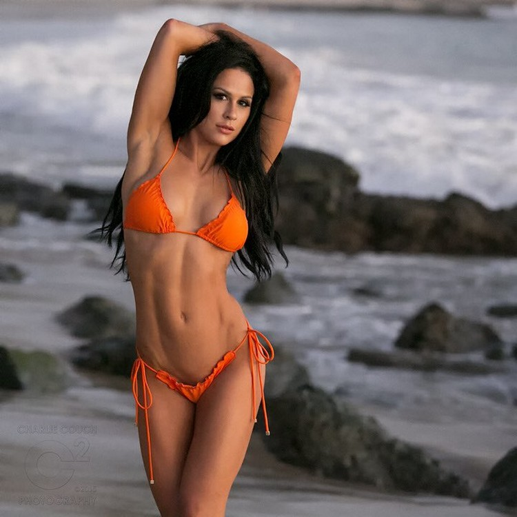 Ashley Kaltwasse Fitness coach