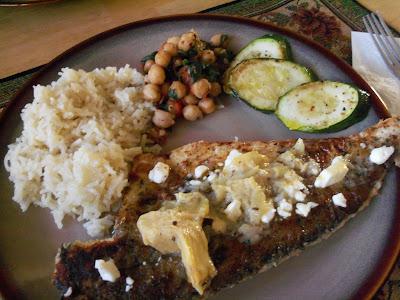 Kate's Wild Haddock - from Bonefish menu
