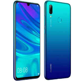"HUAWEI HAS OFFICIALLY UNVEILED A NEW DEVICE ""HUAWEI P SMART"""