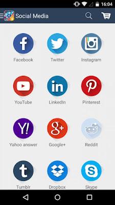 برنامج يجمع برامج التواصل, برنامج يجمع مواقع التواصل الاجتماعي, تطبيق التواصل, تطبيق يجمع مواقع التواصل, اسماء مواقع التواصل الاجتماعي العربية, افضل برامج التواصل الاجتماعي للاندرويد, اسماء برامج التواصل الاجتماعي, حل مشكلة نفاذ المساحة اندرويد, حل مشكلة نفاذ مساحة ذاكرة هاتفك بسرعة