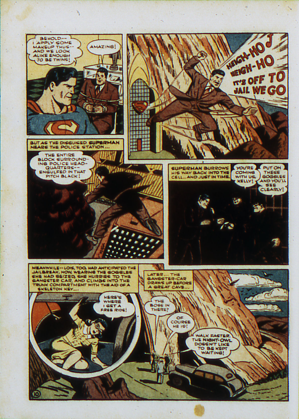 Read online Action Comics (1938) comic -  Issue #53 - 13