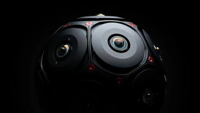 RED e Facebook svelano Manifold, una videocamera 3D e 360° VR
