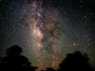 La Vía Láctea en el Hemisferio Norte