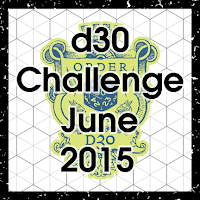 Summary Post for the d30 Challenge Which Ended Yesterday