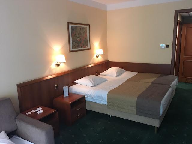 Hotel Belweder, Usroń, Polska