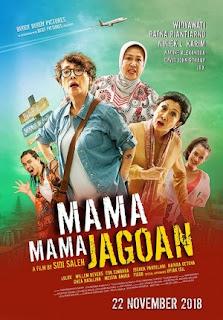 MAMA MAMA JAGOAN 2018