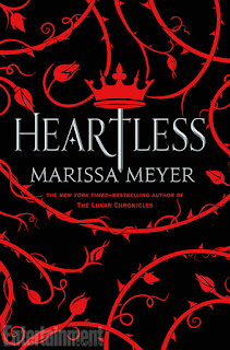Reseña: Heartless - Marissa Meyer