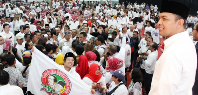 Gus Hans: Silakan Main Klaim, yang Penting Jokowi Menang!
