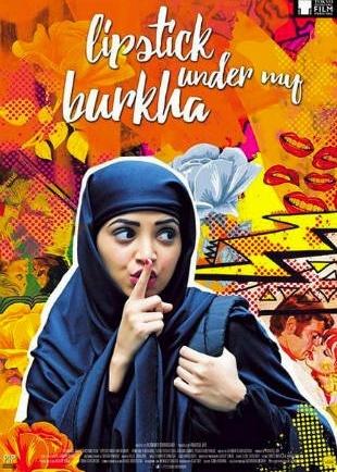 Lipstick Under My Burkha 2017 Full Hindi Movie Download 300mb BRRip 480p
