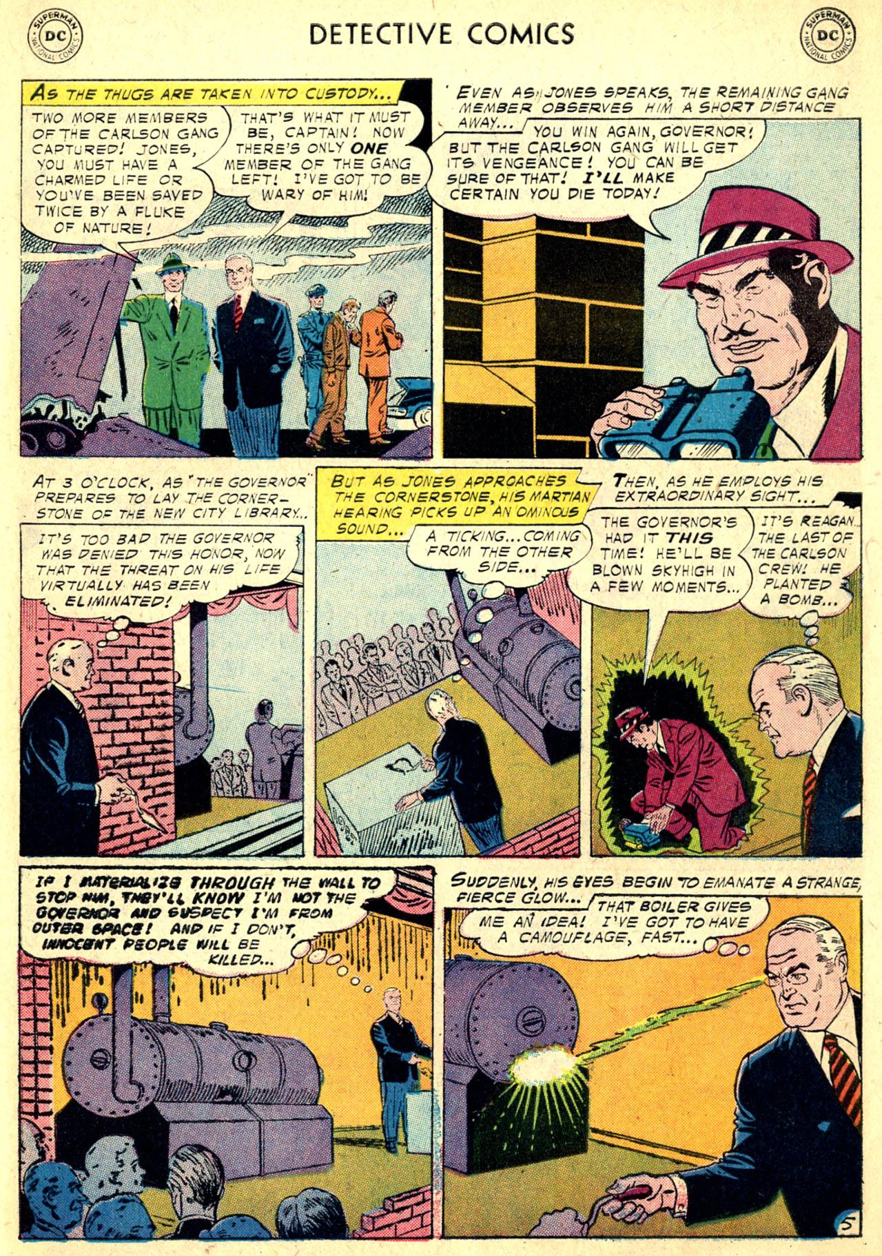Read online Detective Comics (1937) comic -  Issue #249 - 31