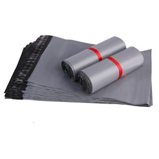 Courier Bag Flyer Plastic Bag Size M 25cm x 35cm