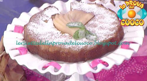 Prova del cuoco - Ingredienti e procedimento della ricetta Torta di pere e zenzero di Anna Moroni