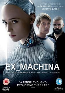 Ex Máquina (2015) DVDRip Latino