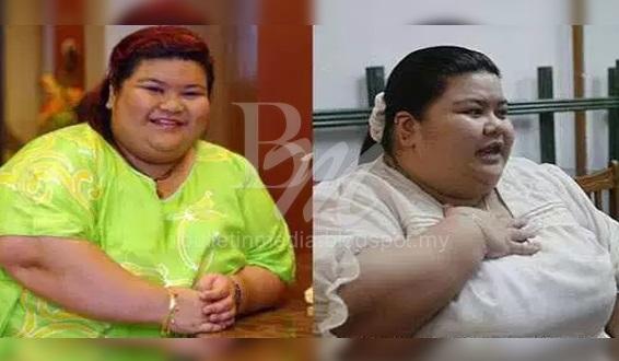 Ramai TERKEJUT Lepas Tengok Penampilan TERKINI Syanie, Pelakon Popular Berbadan Gempal Dahulu!! Serius Dulu Gemuk, Sekarang… PERGHH!!!