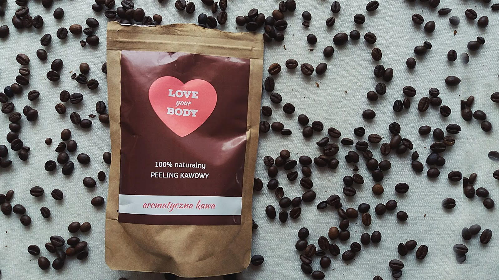 Peeling kawowy Love Your Body