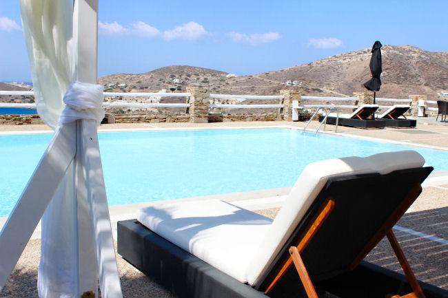 Ios island luxury hotels