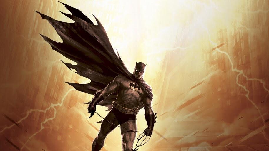 Batman, 4K, #4.2207 Wallpaper