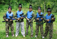 Paintball di Jogja