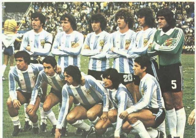 Copa do Mundo de 1978 - O primeiro título da Argentina