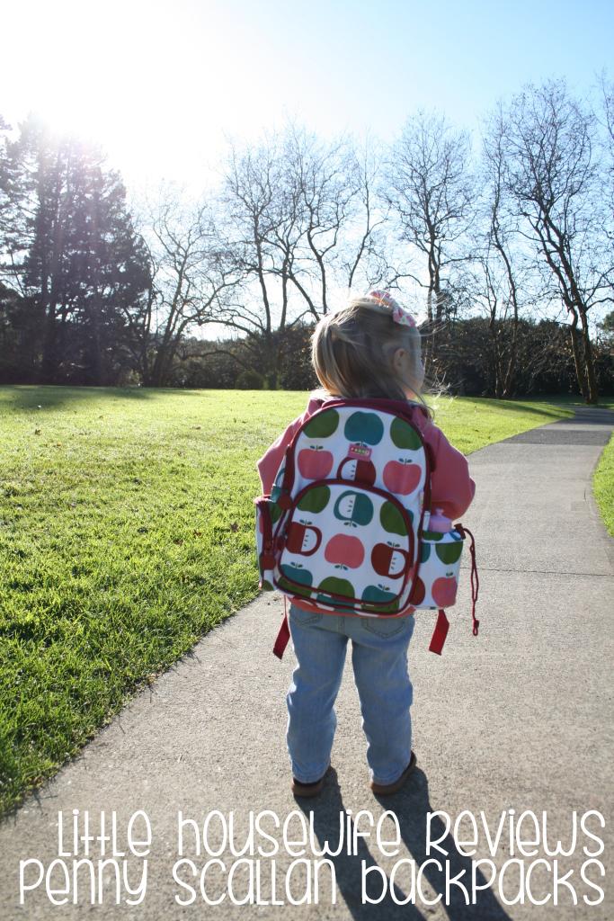 5d0a9e6e0b Little Housewife  Penny Scallan Backpacks
