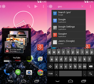 Action Launcher 2 Pro Apk v.2.2.2 Update Terbaru