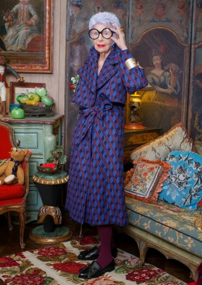 Iris Apfel for &otherstories