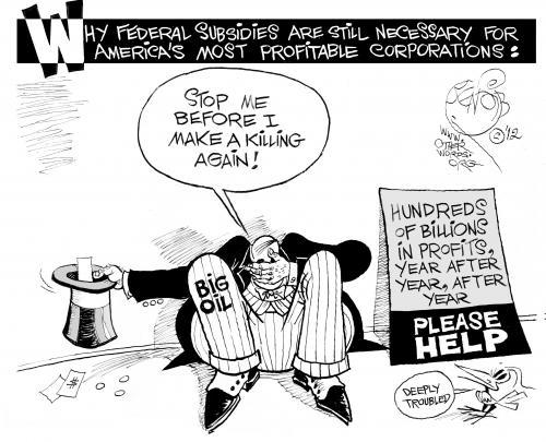 Fuck the oil companies