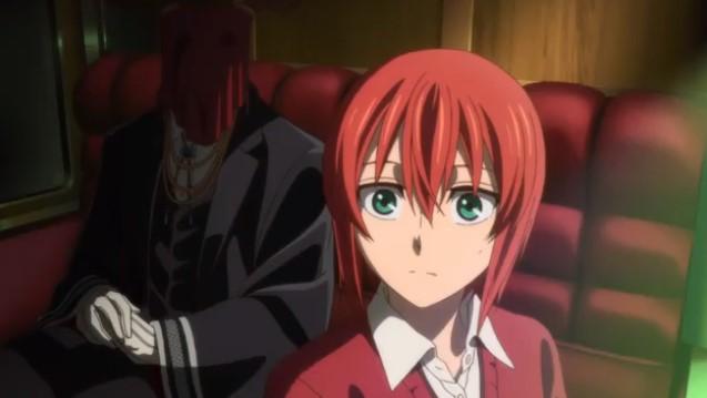 Mahoutsukai no Yome Dublado – Episodio 04