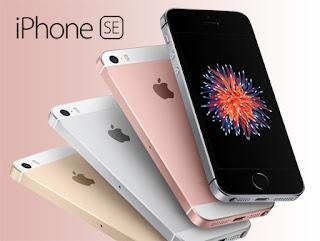 Harga iPhone SE 16GB dan 64 GB Dengan Spesifikasi Paling Lengkap