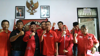 Jelang Pencoblosan, TKN Kota Cirebon Tancap Gas