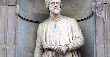 The early life and famous statues of donato di niccol di betto bardi