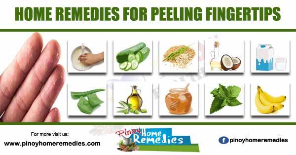 Home Remedies For Peeling Fingertips