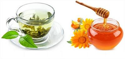 Cách chữa viêm họng bằng uống trà mật ong