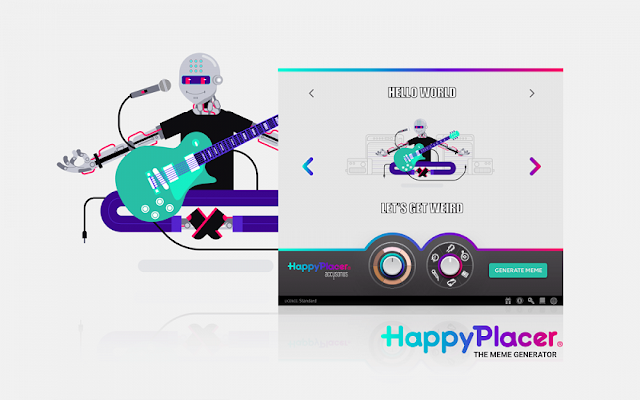 Free Accusonus HappyPlacer v2.0 The MEME Generator x64 VST