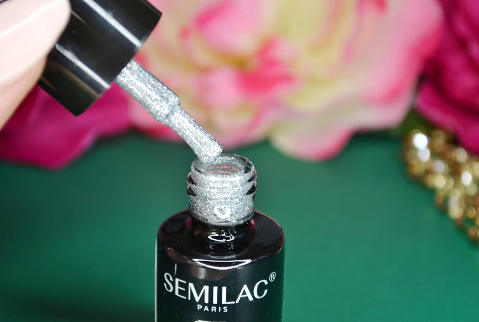 lakiery hybrydowe semilac
