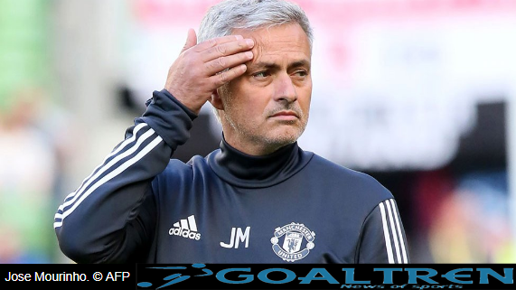 "alt=""Jose Mourinho's attitude after Manchester United drew 2-2 against Burnley."""