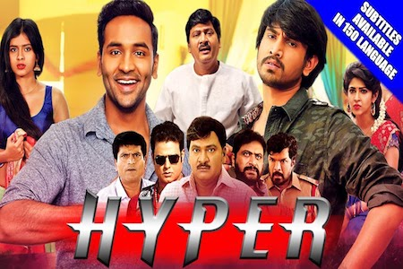 Hyper 2018 Hindi Dubbed 720p HDRip 800mb