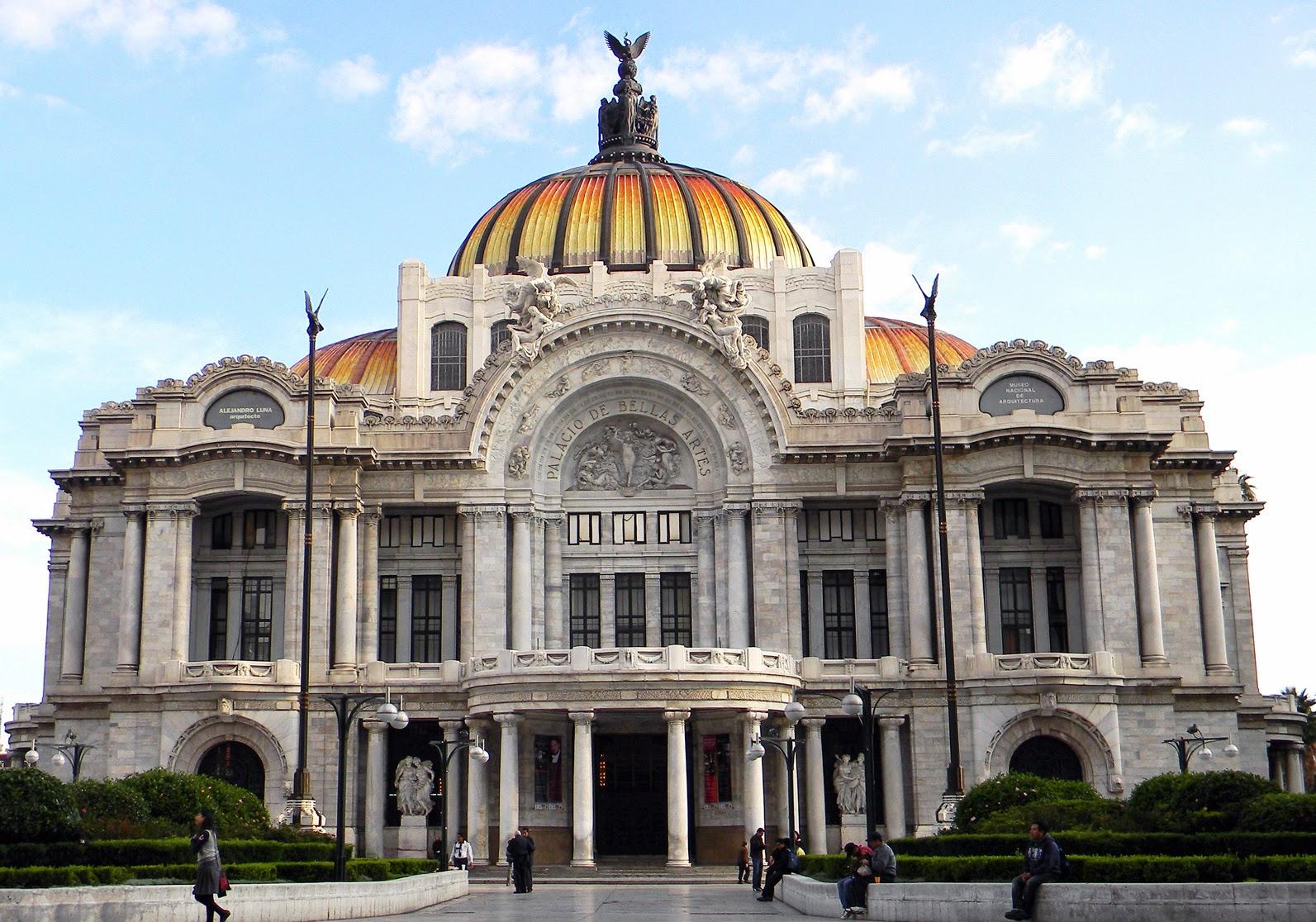 mexico city tourisme