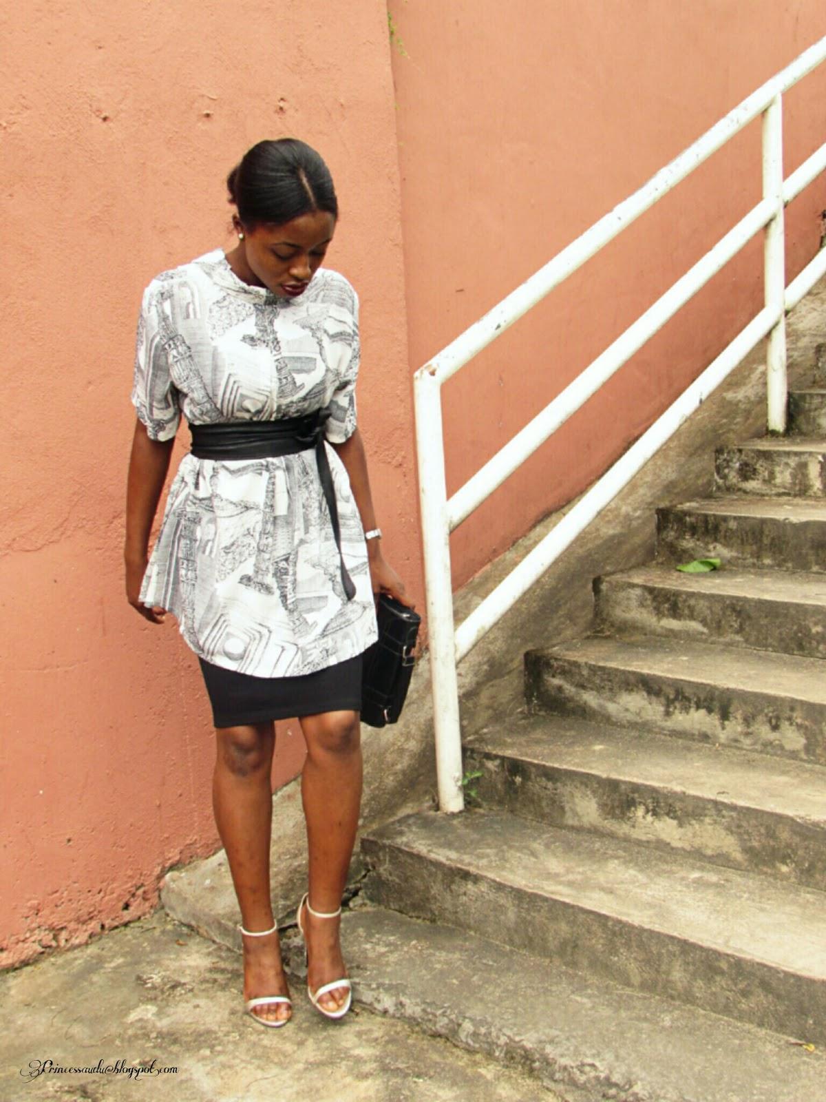 Little black dress, closet essential, obi belt, single sole sandals