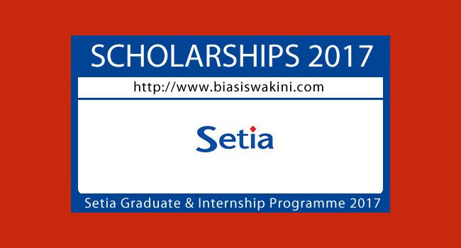 Setia Graduate & Internship Programme 2017