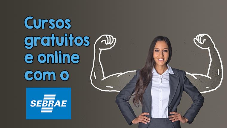 SEBRAE oferece cursos gratuitos online