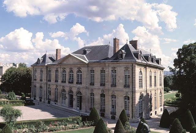 Mansão Hotel Biron em Paris