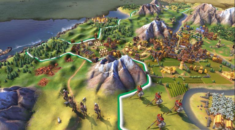 Sid Meiers Civilization VI Digital Deluxe PC Full Español