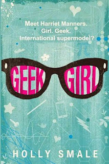 Geek Girl Holly Smale book cover