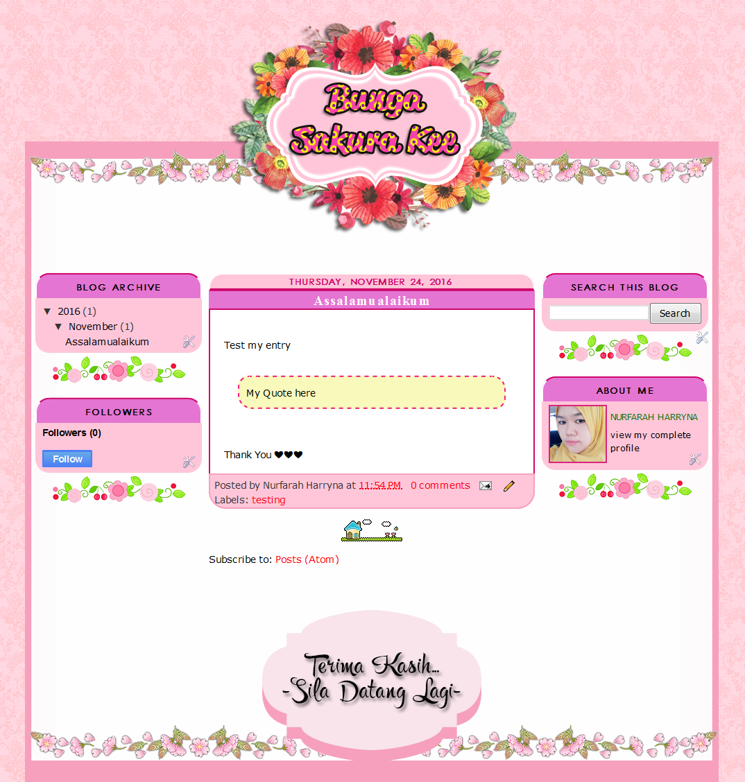 Blog Design 54