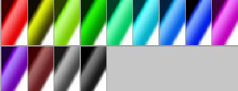 Photo Shop gradients  تدرجات لونية رائعة للفوتو شوب