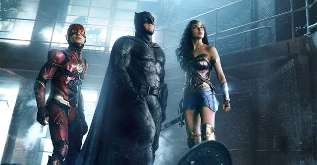 justice league movie still flash batman wonder woman